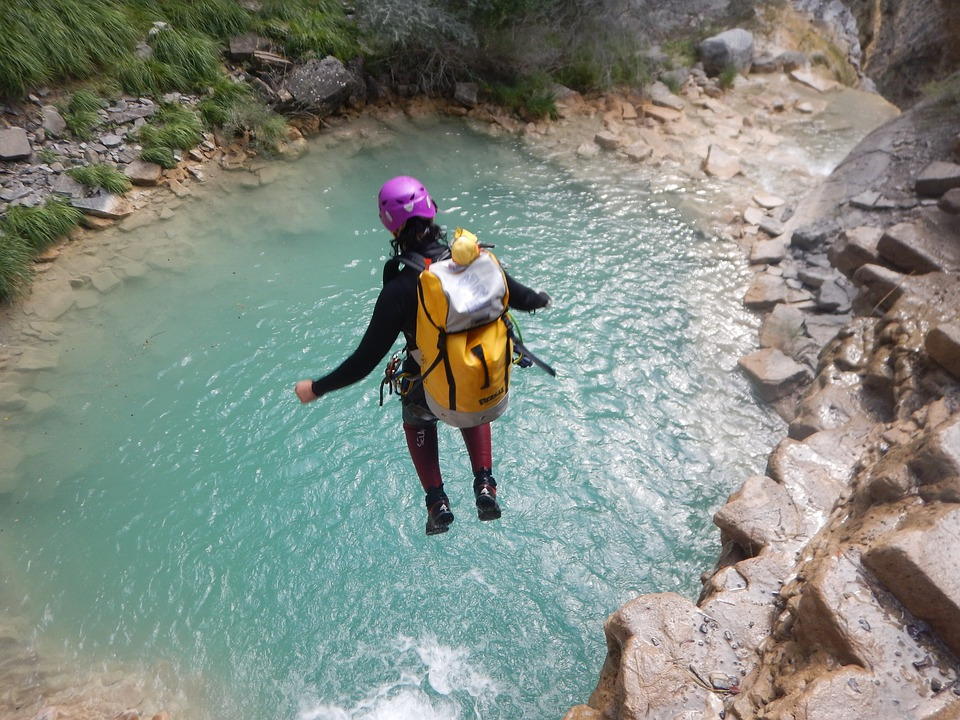 Le canyoning, une aventure inoubliable